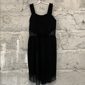 Formal Black Juniors Dress